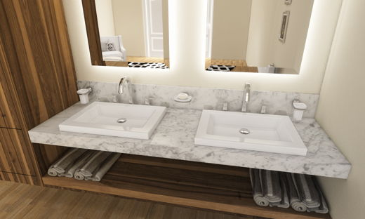02_GROHE Grandera bathroom planning classical