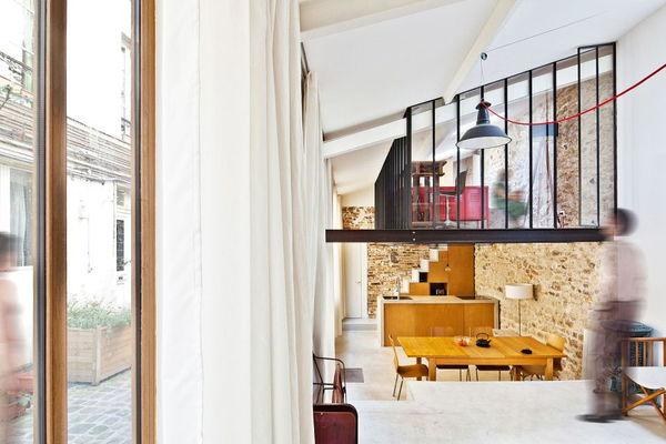 apartament_Paris_renovare_bucatarie_etaj