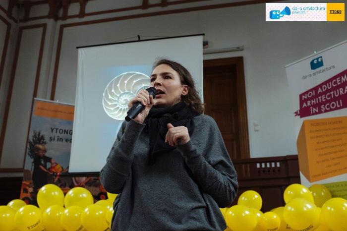 Conferintele De-a Arhitectura, Scoala Altfel (3)