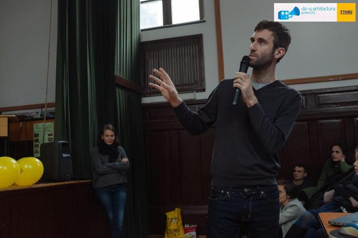 Conferintele De-a Arhitectura, Scoala Altfel (6)