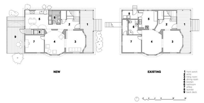 renovare_casa_1913_plan_parter